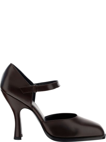 The Row Mary Jane Pumps