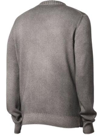 Cruciani Grey Cashmere Jumper