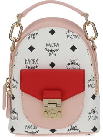 MCM Patricia X Mini Backpack