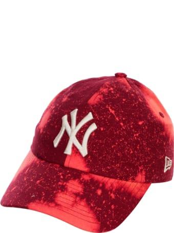 New Era Wash Canvas Cscl 9twenty New York Yankees