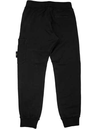 Stone Island Jogging Trousers Black