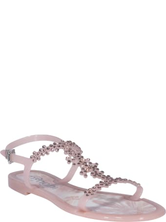 Menghi Flat Sandals