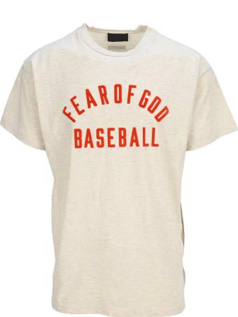 Fear of God Baseball Tee