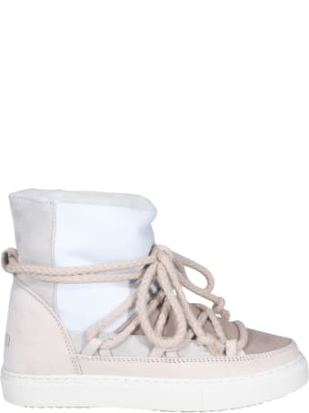 INUIKII Patchwork Ankle Boots
