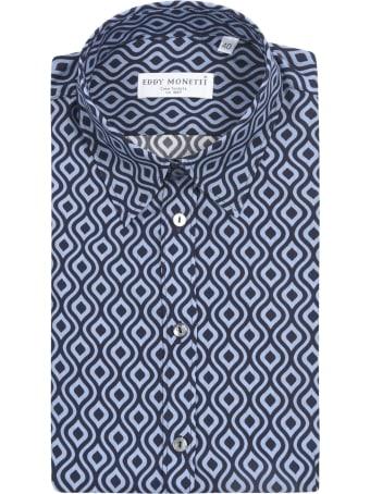 Eddy Monetti Fantasy Silk Shirt