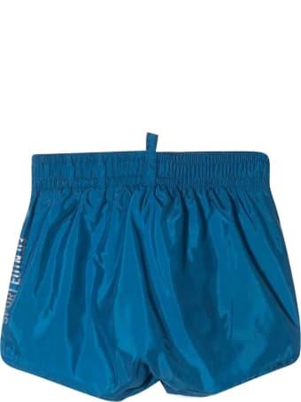 Dsquared2 Blue Swimsuit