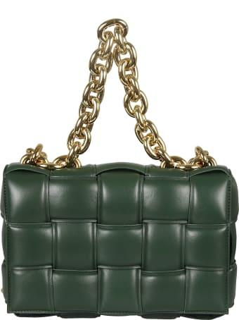 Bottega Veneta Intreccio Chain Shoulder Bag