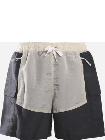 Puma Select Puma X Rhuigi Shorts In Technical Fabric