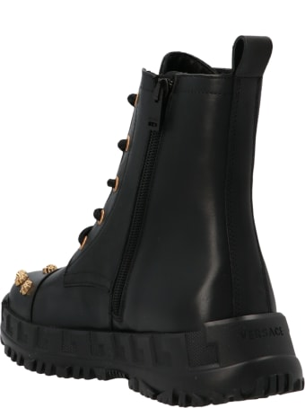 Young Versace Shoes