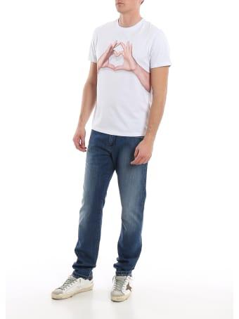 Isaia Tshirt Gesti Love