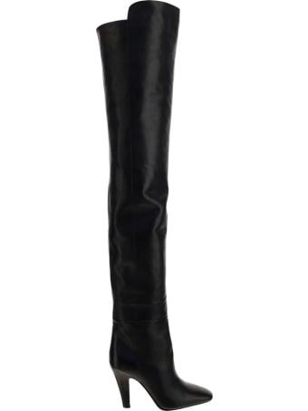 Saint Laurent Betty 95 Boots