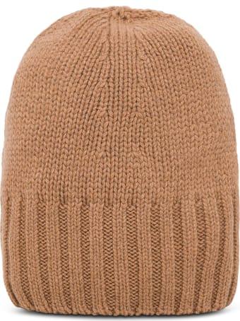 Tessa Camel-colored Cashmere Hat