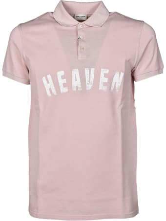 Saint Laurent Heaven Polo Shirt
