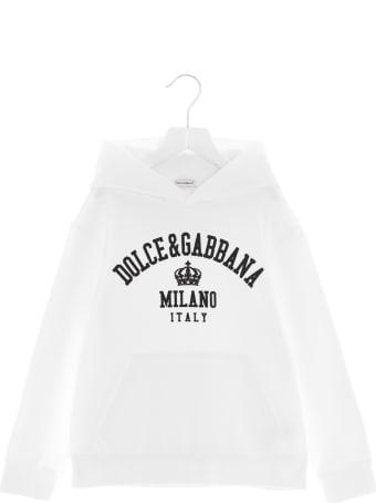 Dolce & Gabbana 'back To School' Hoodie