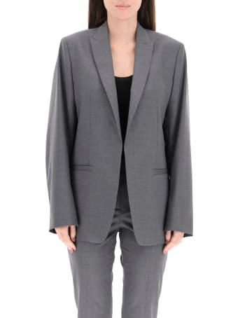 Totême Oversized Wool Blazer