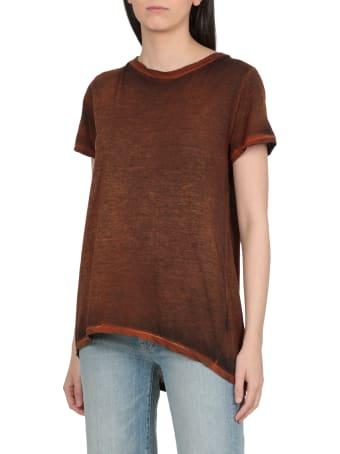Avant Toi Cotton T-shirt