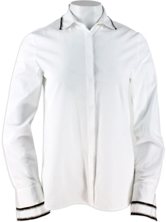 Barba Napoli Strech Cotton Shirt