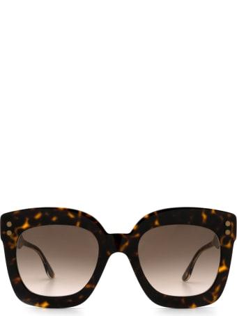 Bottega Veneta Bottega Veneta Bv0238s Dark Havana Sunglasses