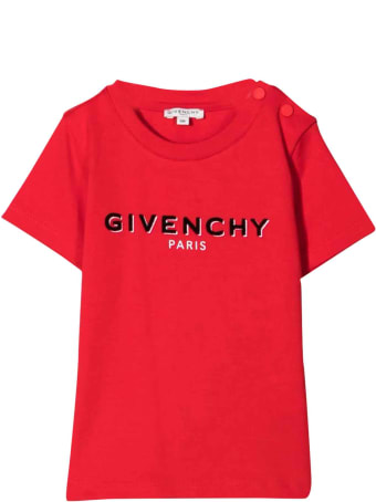 Givenchy Unisex Red T-shirt