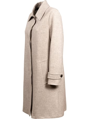 Circolo 1901 Circle cotton coat