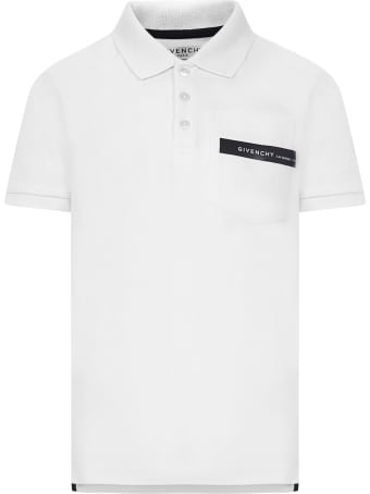 Givenchy Kids Polo Shirt