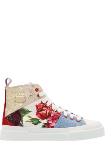 Dolce & Gabbana 'mix Patchwork' Shoes