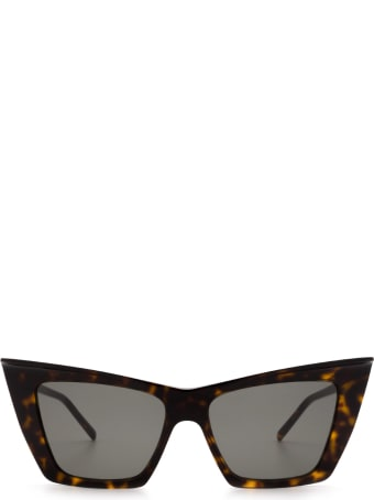 Saint Laurent Saint Laurent Sl 372 Havana Sunglasses