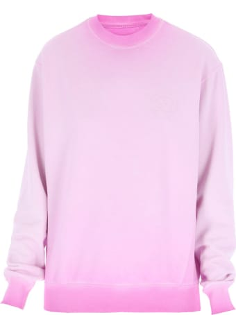 Opening Ceremony Sweatshirt With Embroidered Rose