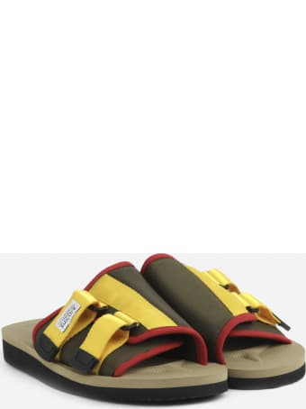 SUICOKE Fabric Kaw Sliders