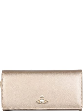 Vivienne Westwood Victoria Continental Wallet