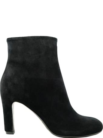 Del Carlo Roberto Del Carlo Suede Ankle Boots