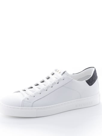 Hide&Jack Sky Black White Sneakers