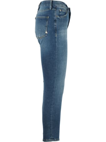 Cycle Brigitte Tailor Ankle Jeans