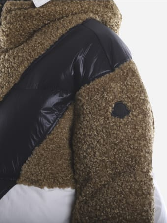 Moncler Orfea Jacket In Recycled Synthetic Material