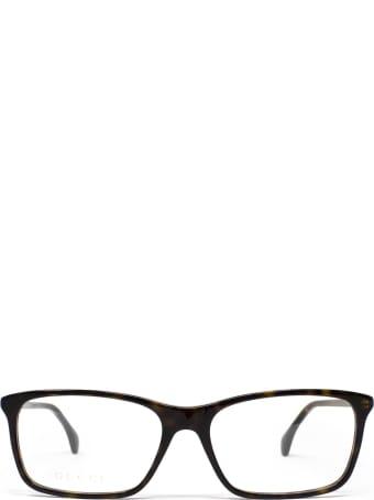 Gucci Gucci Gg0553o Havana Glasses