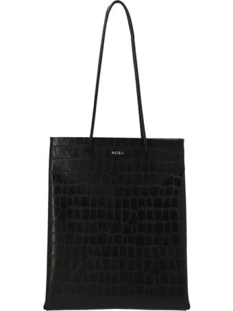 Medea 'busted Tall Croc' Bag