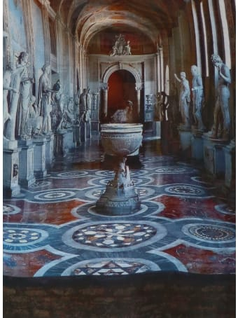 Faliero Sarti 'musei Vaticani' Scarf