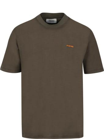 PTRCRS by Christian Petrini Crew-neck Cotton T-shirt