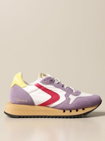 Valsport Sneakers Magic Valsport Sneakers In Suede And Nylon