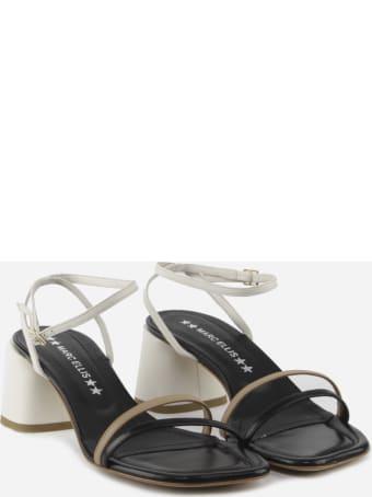 Marc Ellis Gena Leather Sandals
