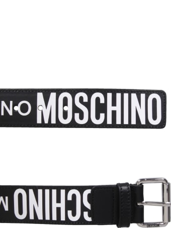 Moschino Belt With Logo