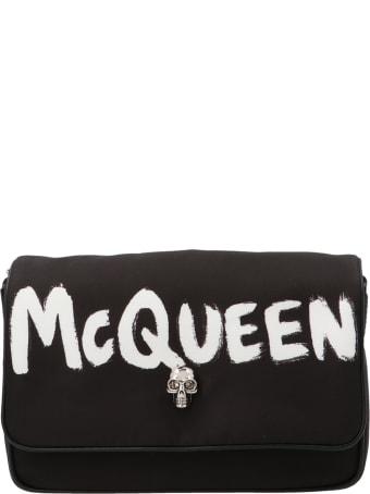Alexander McQueen 'graffiti' Bag