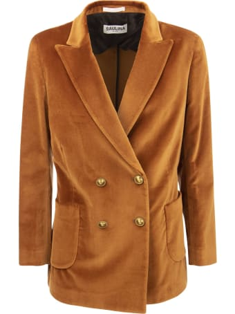 Saulina Assunta - Double Breasted Jacket