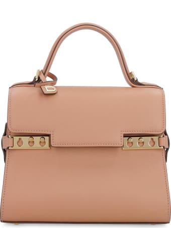 Delvaux Tempête Small Leather Bag