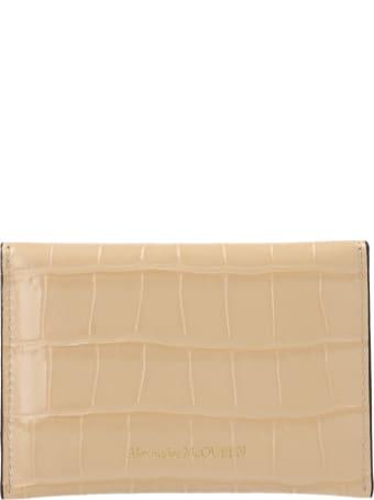 Alexander McQueen 'envelope' Cardholder