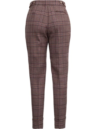 PT01 Andrea Tailored Wool Trousers