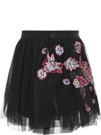 Givenchy Kids Skirt