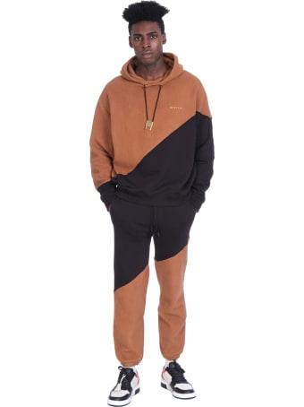 Buscemi Sweatshirt In Black Cotton