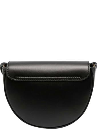 Versace Black Shoulder Bag Young