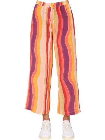 Etre Cecile Wavy Pajamas Trousers